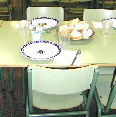 Decreto e orde de comedores escolares cig ensino - Comedores escolares xunta ...