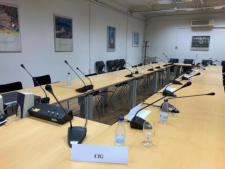 O ministerio presenta unha proposta de modificaci n for Mesa funcion publica